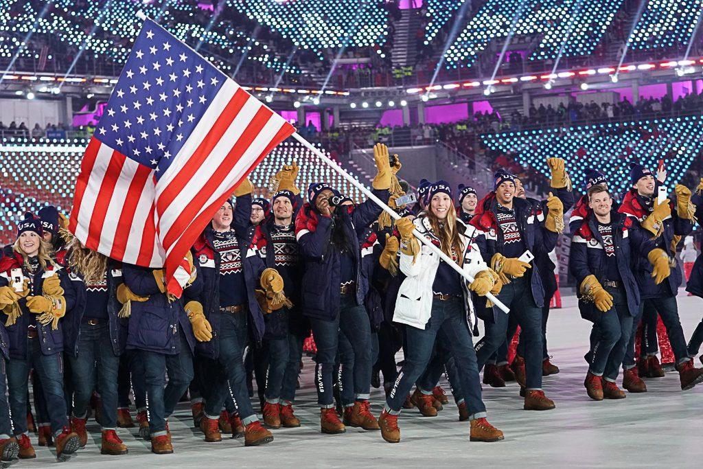 Người nhập cư mang Huy chương vàng về cho đội tuyển Olympic Mỹ