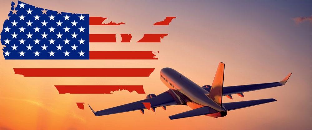 Phải làm gì trên chuyến bay đầu tiên đến Hoa Kỳ?