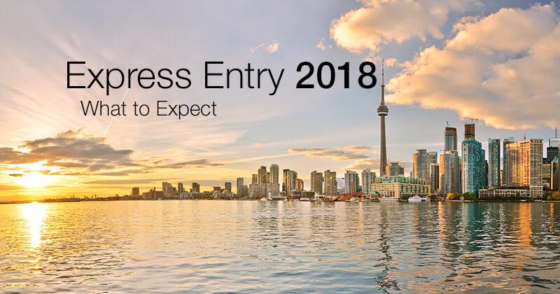 DỰ BÁO XUẤT NHẬP CẢNH CANADA CUỐI NĂM 2018