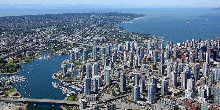 Những thành phố hàng đầu dành cho người nhập cư ở Canada