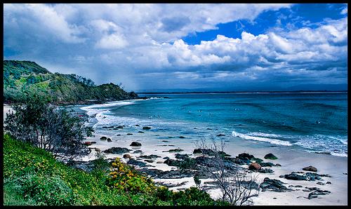 Vịnh Byron, NSW-Các địa điểm tốt nhất để du lịch Úc bất kể mùa nào trong năm