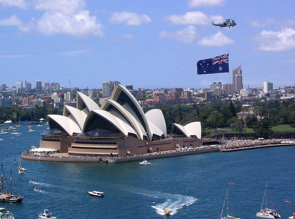 Tại sao ngày càng nhiều người Châu Á nhập cư Úc?